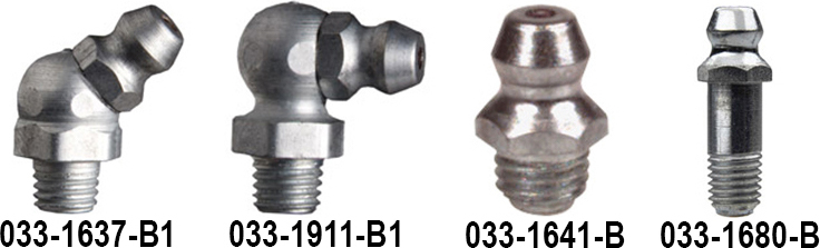 Pack of 50 pcs Alemite B322610 Loader Fitting