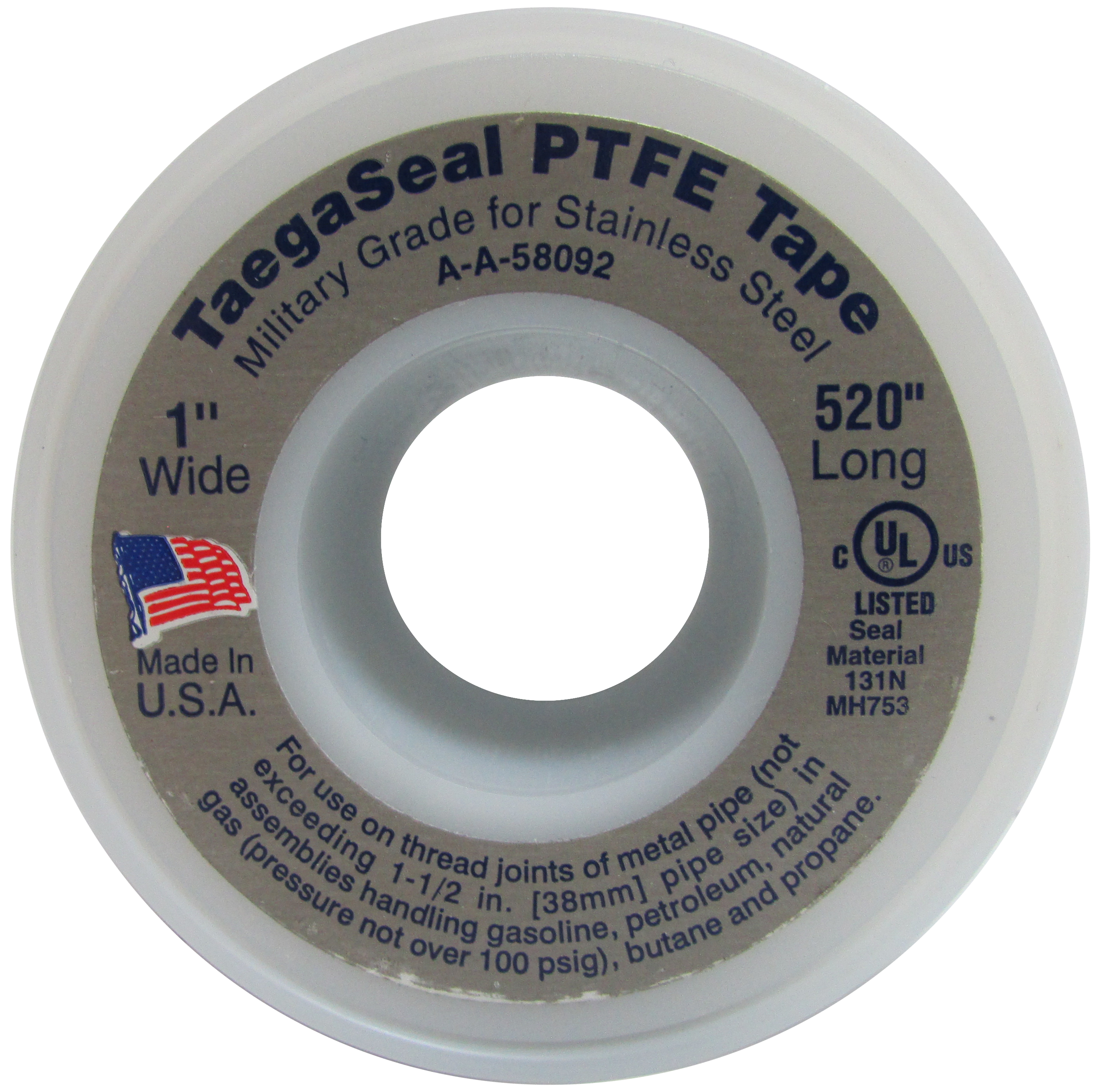Roughneck Supply Product Line Oilpatch Teflon Tape